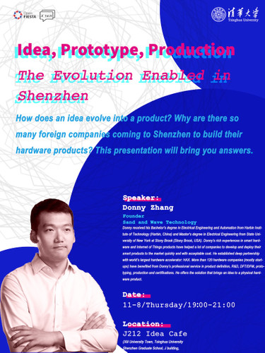 Idea, Prototype, Production - The Evolution Enabled in Shenzhen